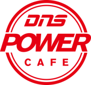 DNS POWER CAFEロゴ