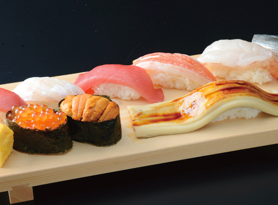 魚がし日本一 店舗イメージ